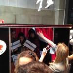 Cabine de fotos Po up - Oscar Freire - Foto cabine